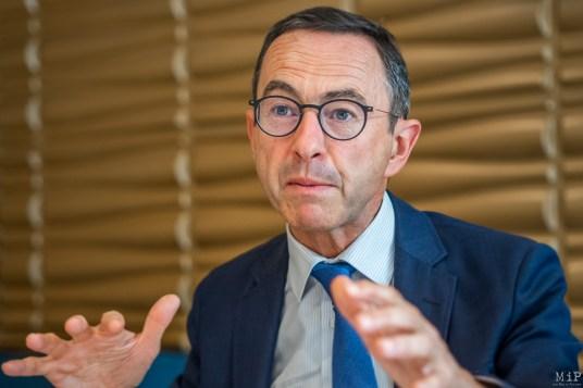 Bruno Retailleau - Jean Sol et François Calvet - Politique - Les Républicains - Senateurs-7180014
