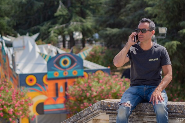 Deferlantes 2019 - Les coulisses avec David Garcia