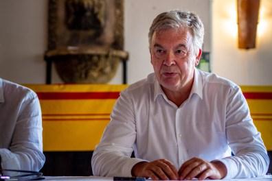 Louis Aliot et Jean-Paul Garraud à Rivesaltes Juillet 2019-4