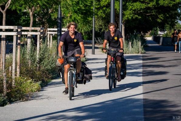 Frères Molcard Siagon Vietnam Perpignan Road Trip vélo