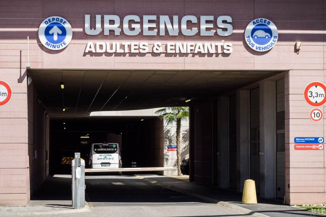 Centre Hospitalier de Perpignan Urgences Hôpital