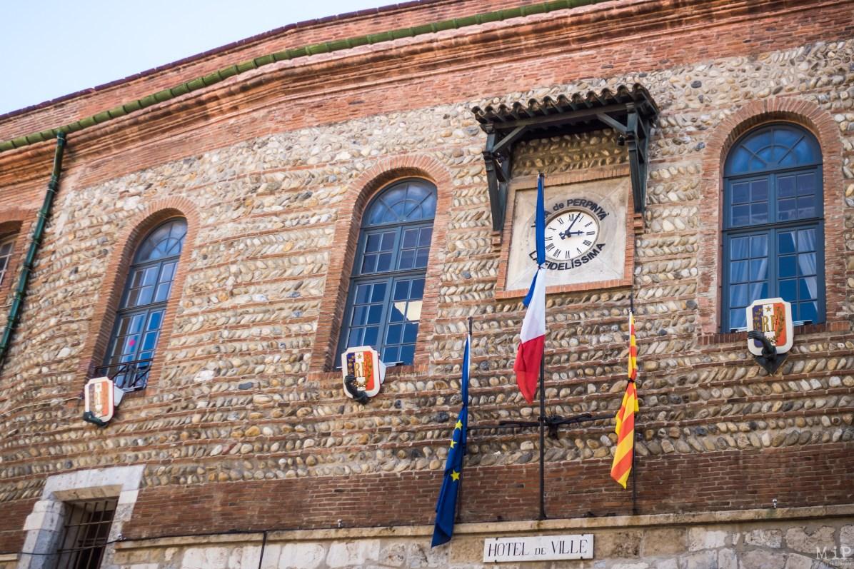 Décès président Jacques Chirac hommage minute de silence Perpignan
