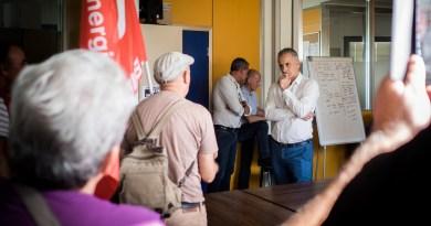 Train des primeurs – La CGT s'invite à une réunion interne entre direction et cheminots