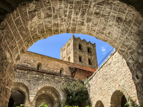 Abbaye de Saint-Martin du Canigou