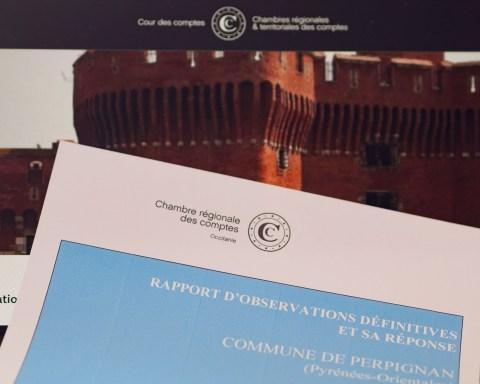 Rapport de la Chambre Régionale des comptes de Perpignan - Cour des Comptes