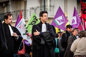Manifestation grève Retraites 17 décembre syndicats réforme