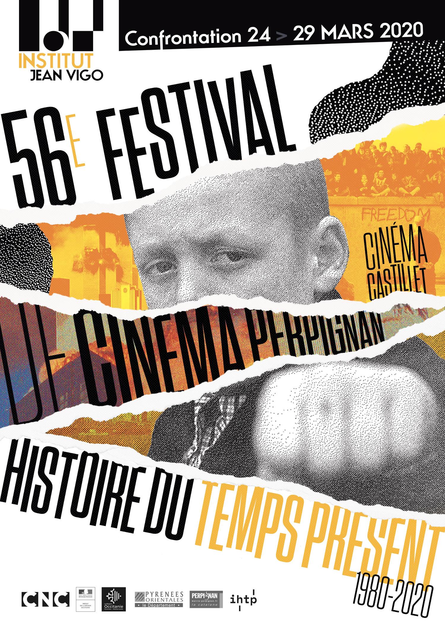 Confrontation 56 Affiche Institut Jean vigo