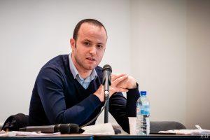 Débat vivre ensemble à Perpignan - Radicalisation de l'islam ouislamisation de la radicalité - avec Mohammed Chirani auteur essayiste spécialiste