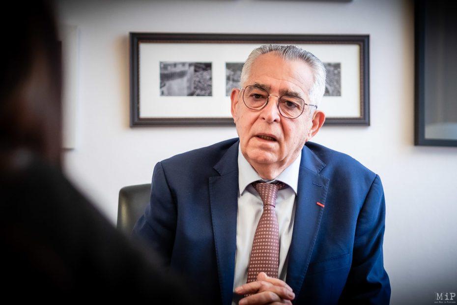 Jean-Marc Pujol interview 2020 campagne municipales Perpignan