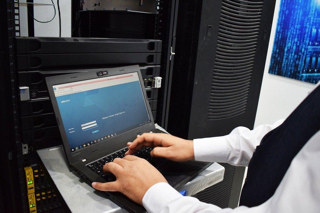 Data Center données informatiques