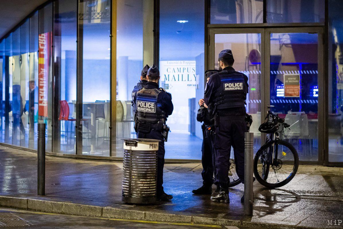 Police municipale Perpignan