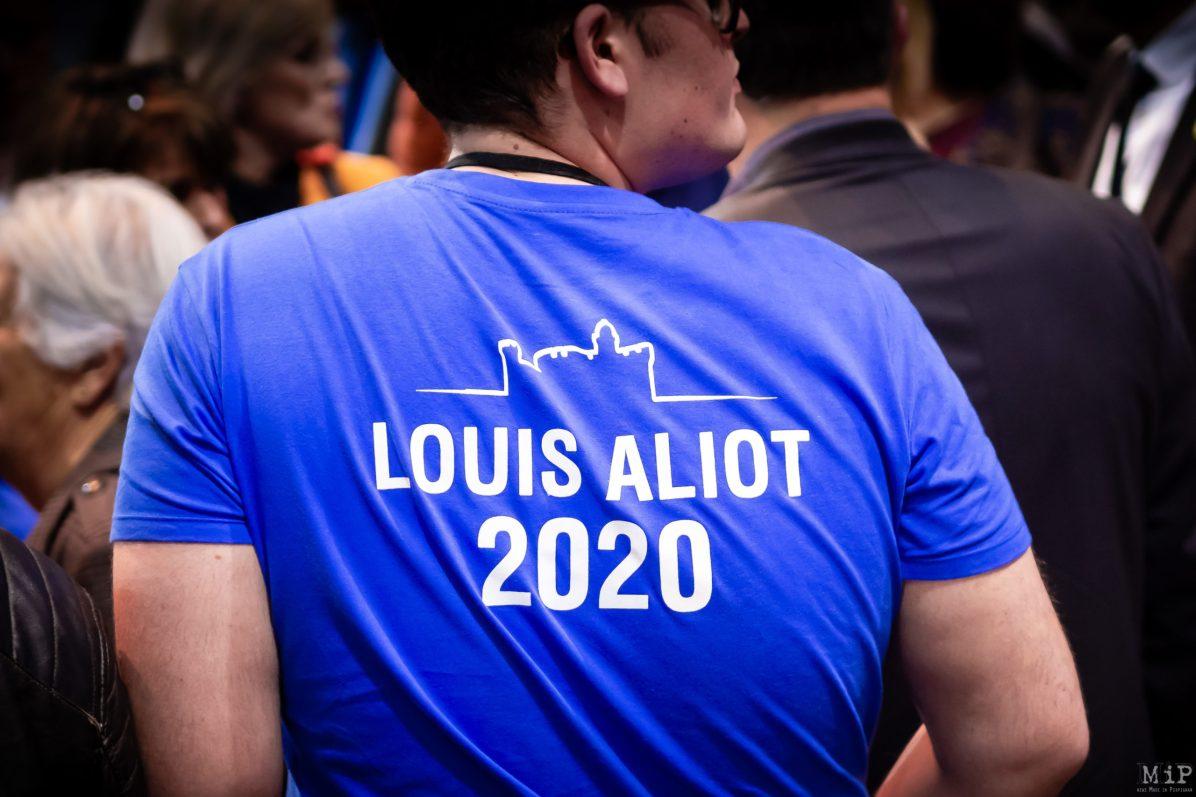 31/01/2020, Perpignan, Meeting Louis Aliot
