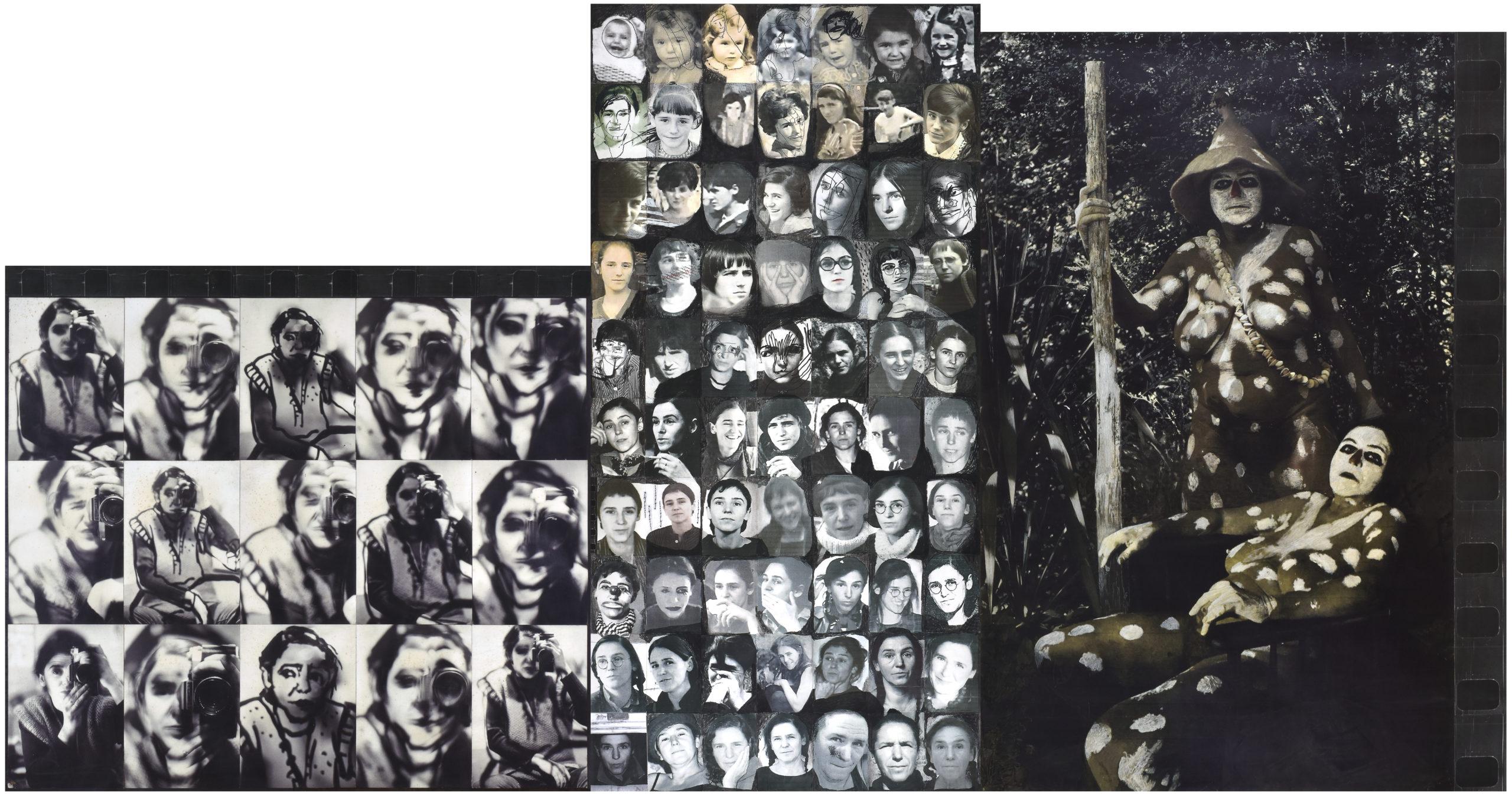 SELFIE 1949-2019 Brigitte Kühlewind Brennenstuhl © Musée d'Art Hyacinthe Rigaud / Pascale Marchesan