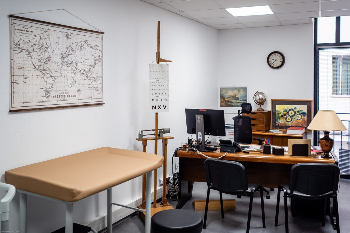 Maison de Santé Perpignan © Arnaud Le Vu / MiP / APM