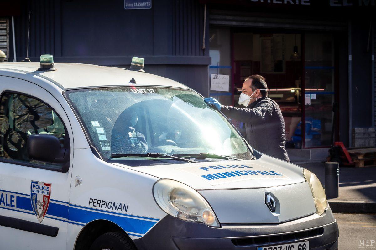Perpignan France Saint-Jacques pandémie Coronavirus Covid-19 communauté gitane décès confinement © Arnaud Le Vu / MiP / APM