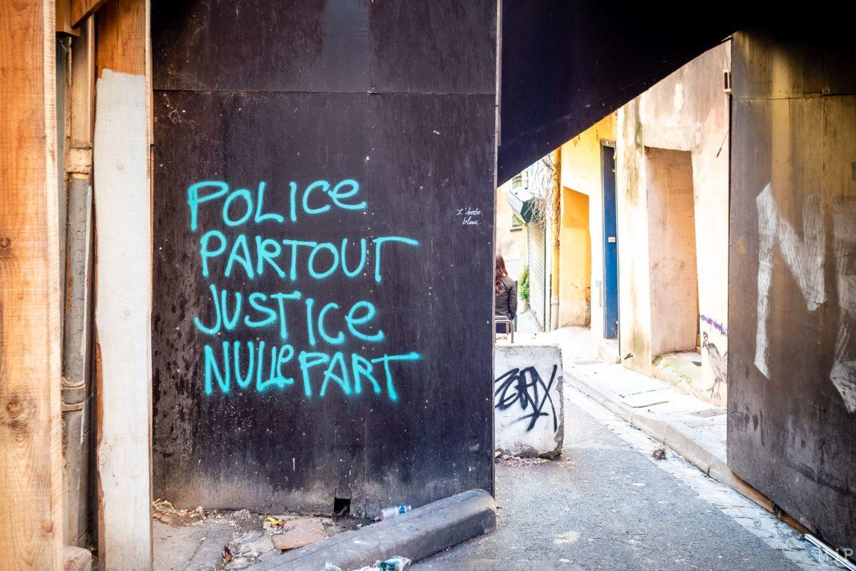 Perpignan 20/03/2020 quartier gitan Saint-Jacques communauté gitane