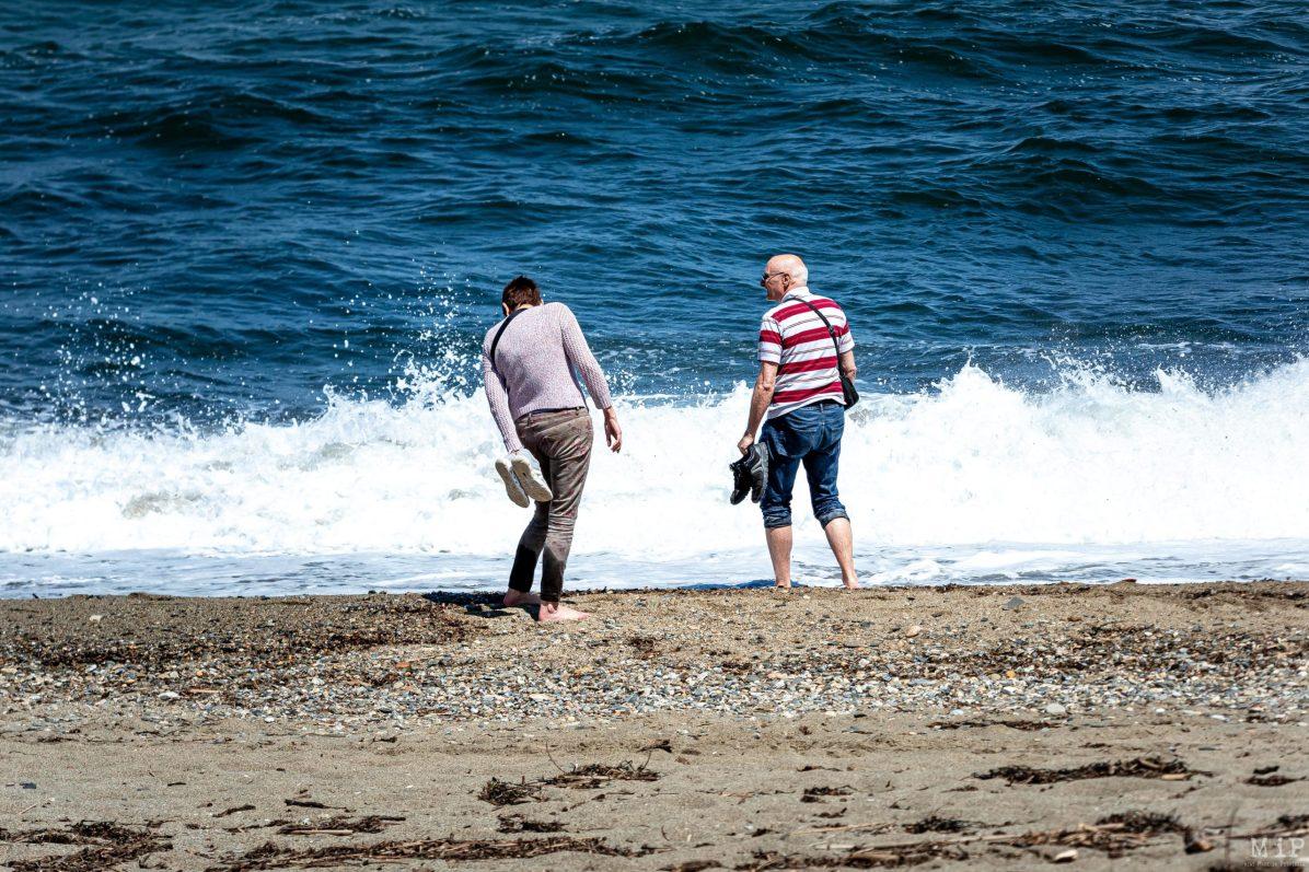 17/05/2020, Argelès-sur-Mer, France, déconfinement du littoral et plages dynamiques © Arnaud Le Vu / MiP