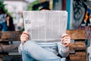 revue de presse 3 mai © Arnaud Le Vu / MiP / APM