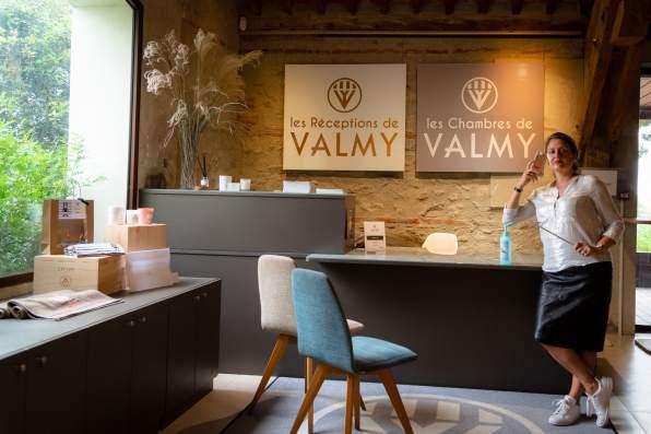 Céline Senchet - Domaine de Valmy