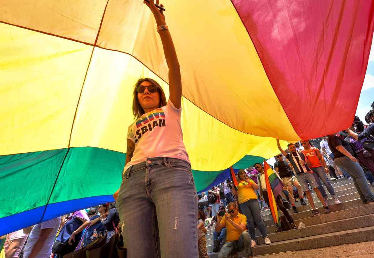 Transidentité LGBTQ - Photo Victor Hugo Zeron