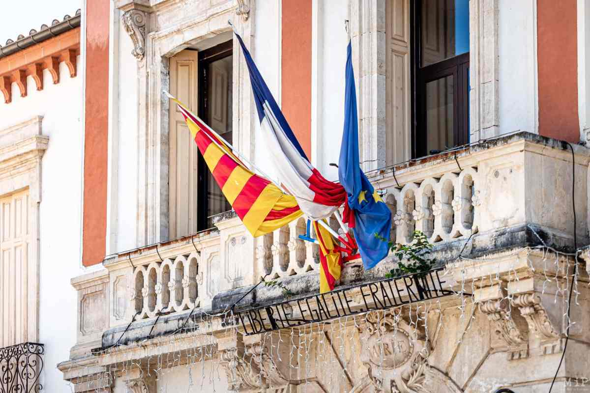 05/09/2020, Amelie-les-Bains, France, Palalda thermes romains © Arnaud Le Vu / MiP