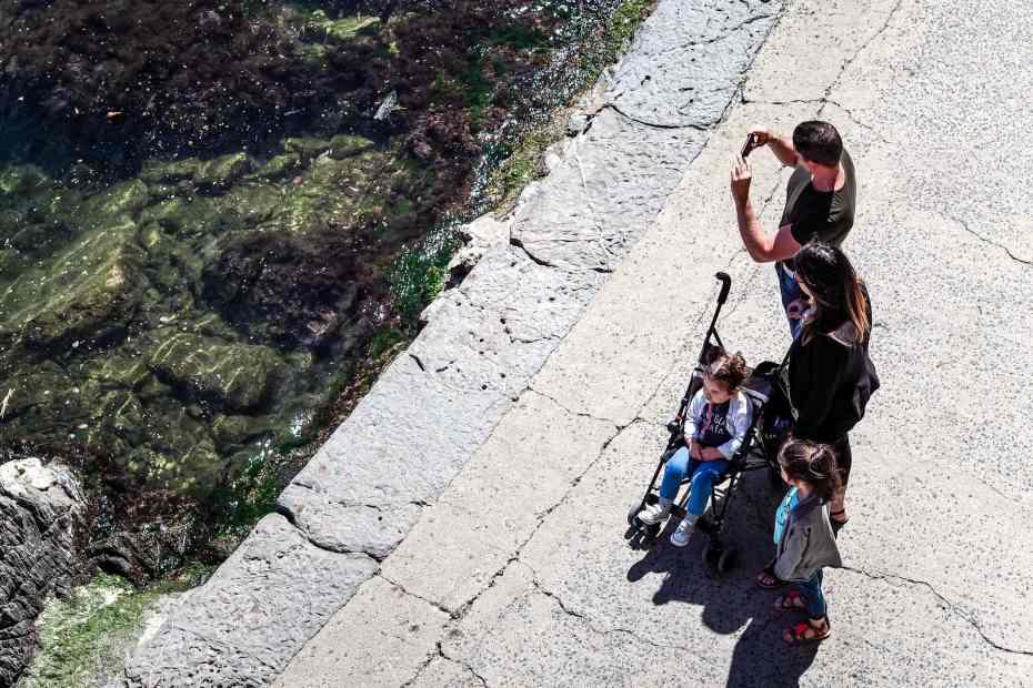 26-04-2018, Collioure, France, Illustrations © Arnaud Le Vu / MiP