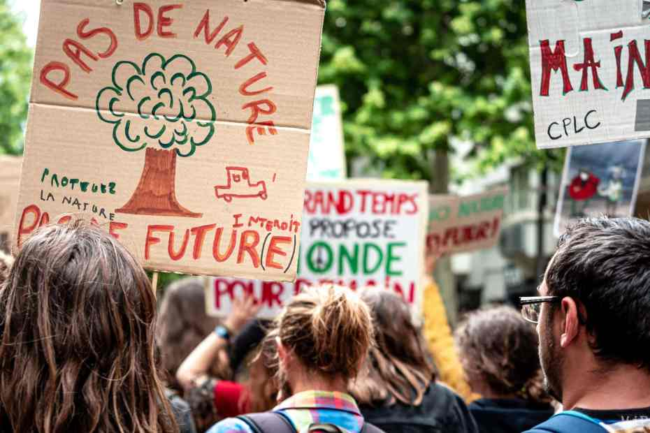 Marche pour le Climat Perpignan 25 Mai 2019 © Arnaud Le Vu / MiP
