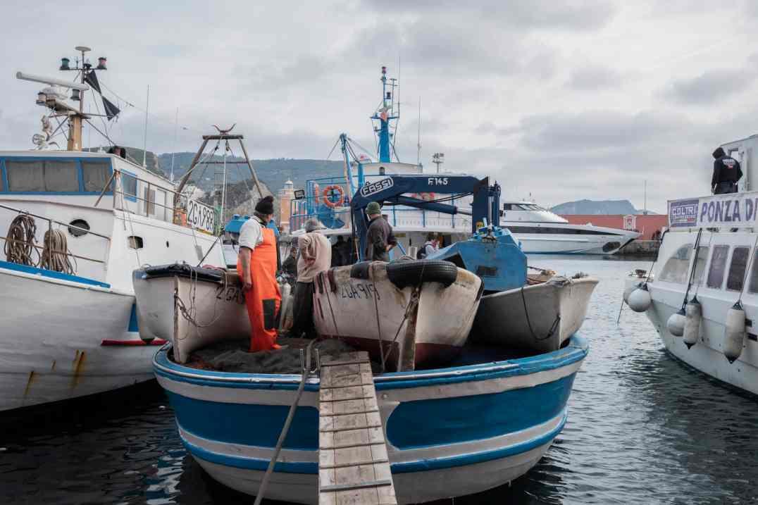 Pêche bateau