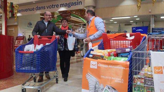 Collecte Banque Alimentaire des Pyrénées-Orientales