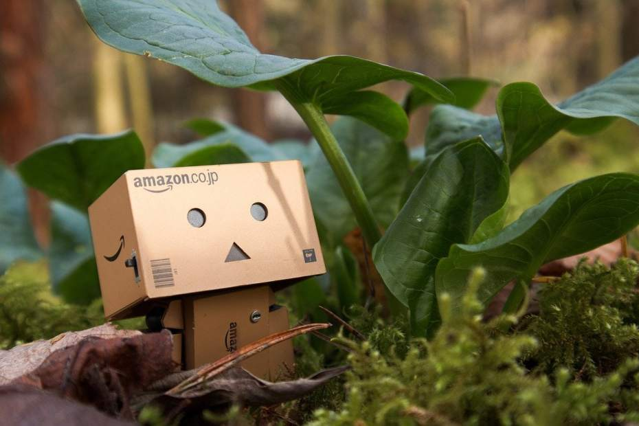 Mascotte Amazon © Rene Reinsdorf