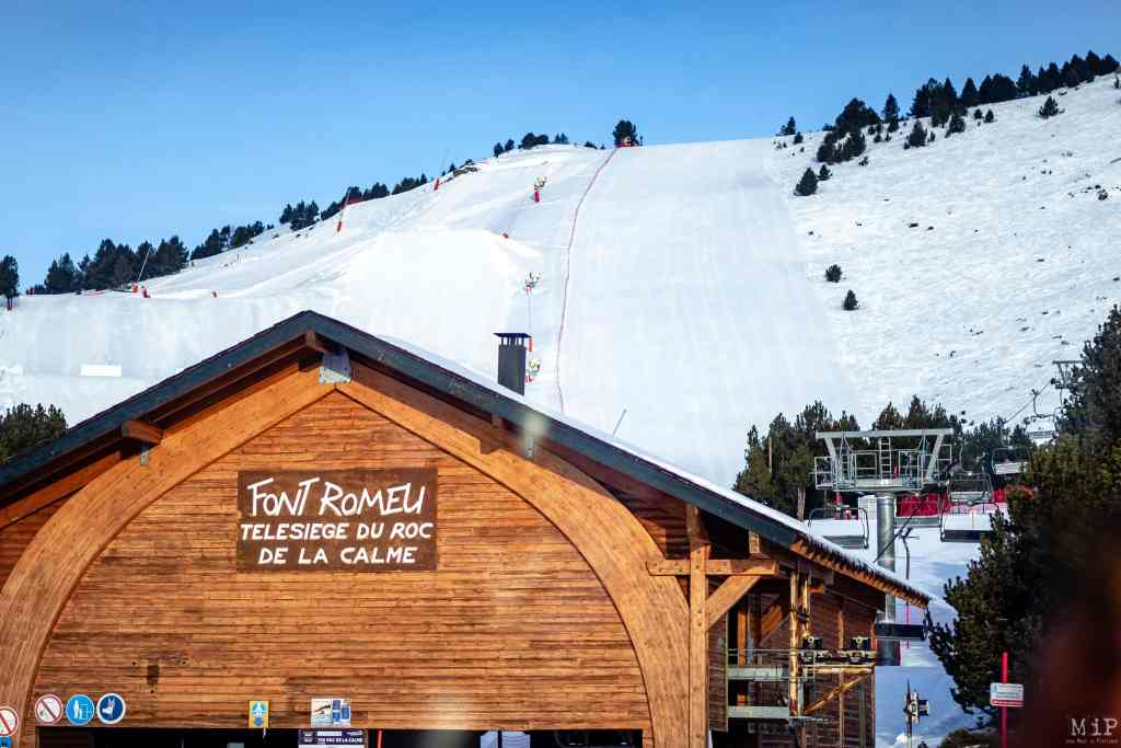 07/02/2019, Font-Romeu, France, station de ski des Pyrénées© Arnaud Le Vu / MiP
