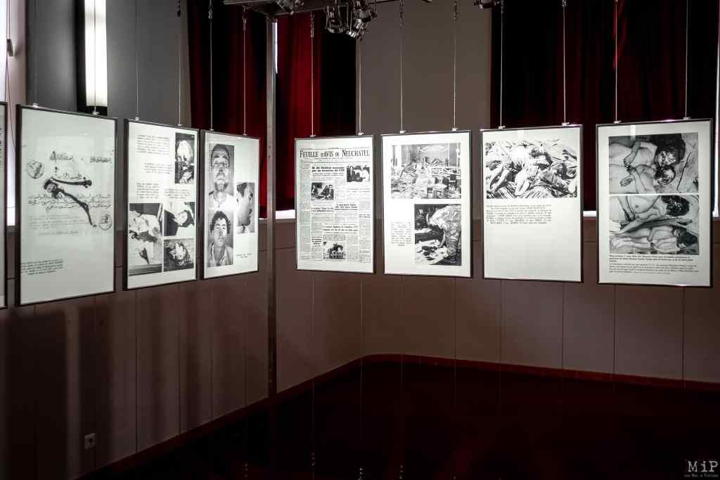 18/03/2021, Perpignan, France, Lieu de mémoire et de receuillement aux victimes oubliées de la Guerre d'Algérie © Arnaud Le Vu / MiP