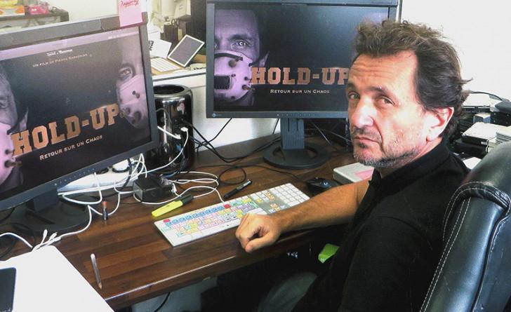 Pierre Barnérias réalisateur Hold-Up © Together Media