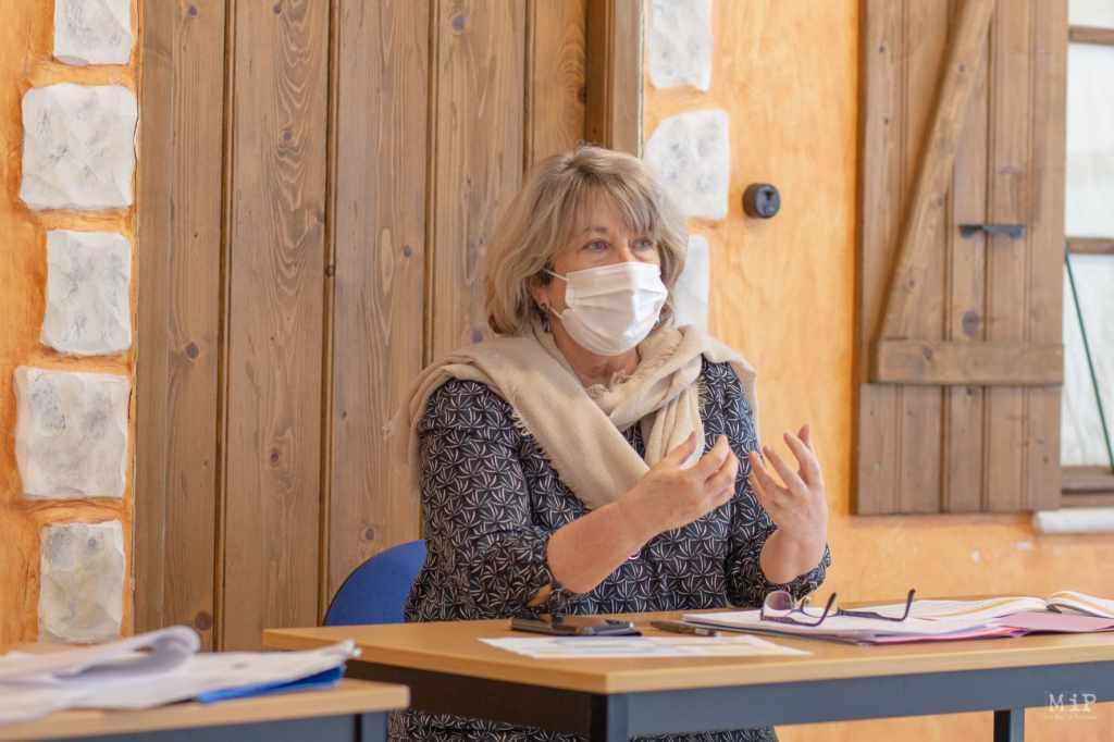 Sylvie Guillouet, directrice des Finances Publiques des Pyrénées-Orientales. Photo Idhir BAHA