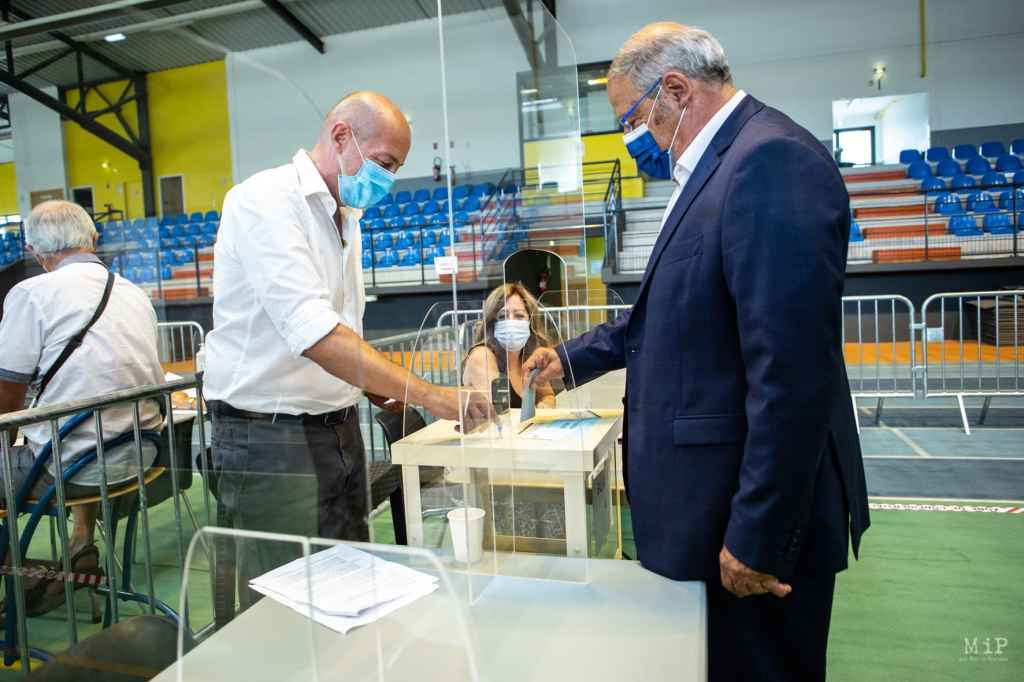 FRANCE - POLITICS - REGIONAL AND DEPARTMENTAL ELECTIONS - FIRST ROUND - OCCITANIA - EASTERN PYRENEES