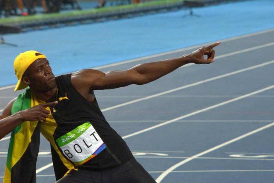 Usain Bolt aux JO de Rio 2016. © 2016 Comité des Jeux Olympiques (CIO)