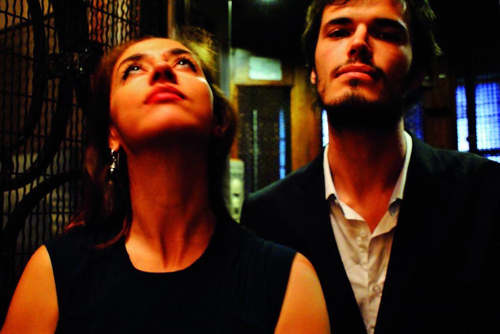 D. Souvatzi et F. Aria en concert le 21 octobre Photo © Crédit Geraldine Bartoli