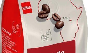 Koffie uit Rwanda nu te koop bij HEMA!