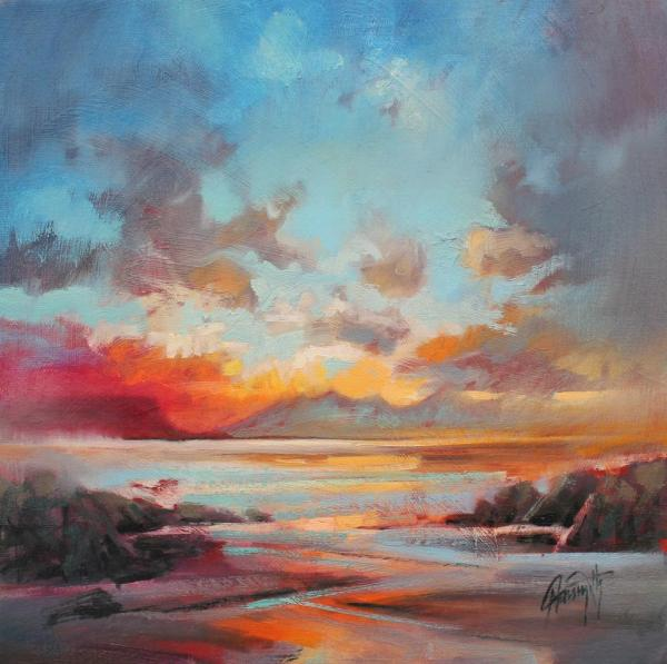 Scott Naismith Oil Paintings Landscape