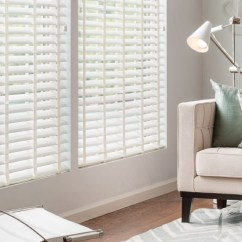 Blinds For Living Room Craigslist Sets Faux Wood Made In The Shade