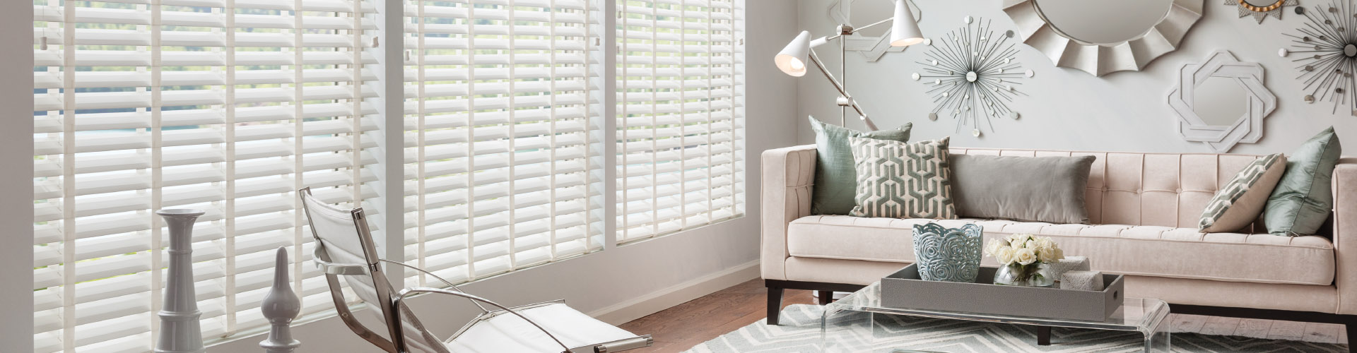 blinds for living room do it yourself wall art faux wood made in the shade