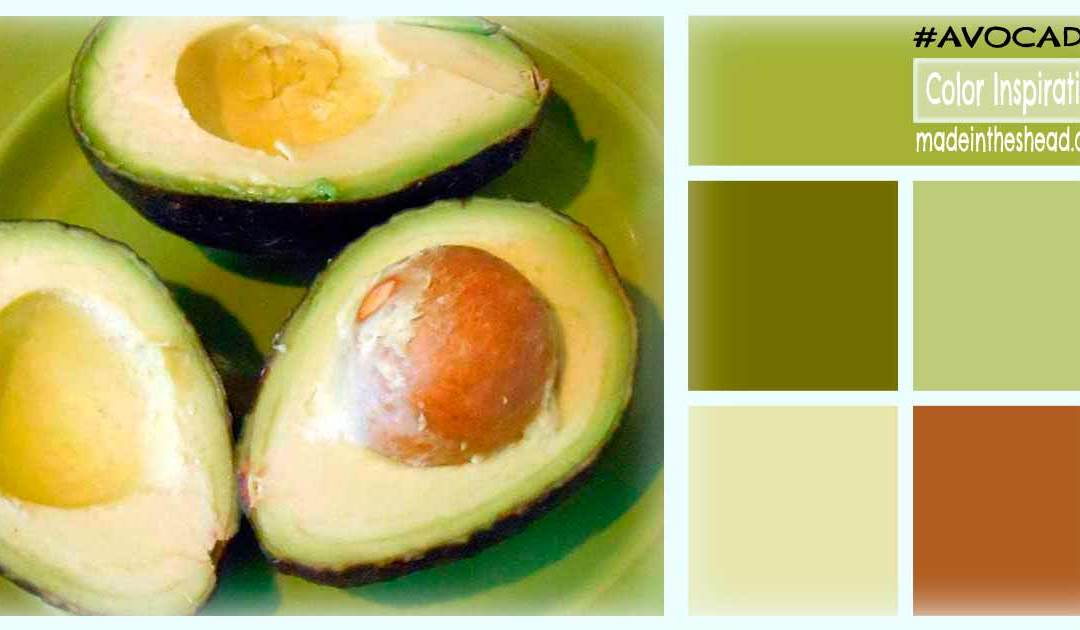 color inspiration: avocado madness