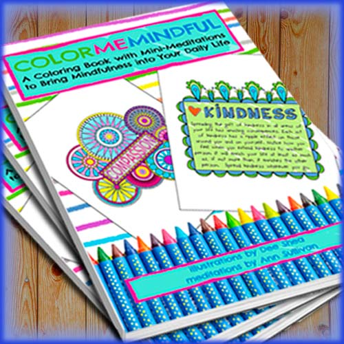 color me mindful coloring book