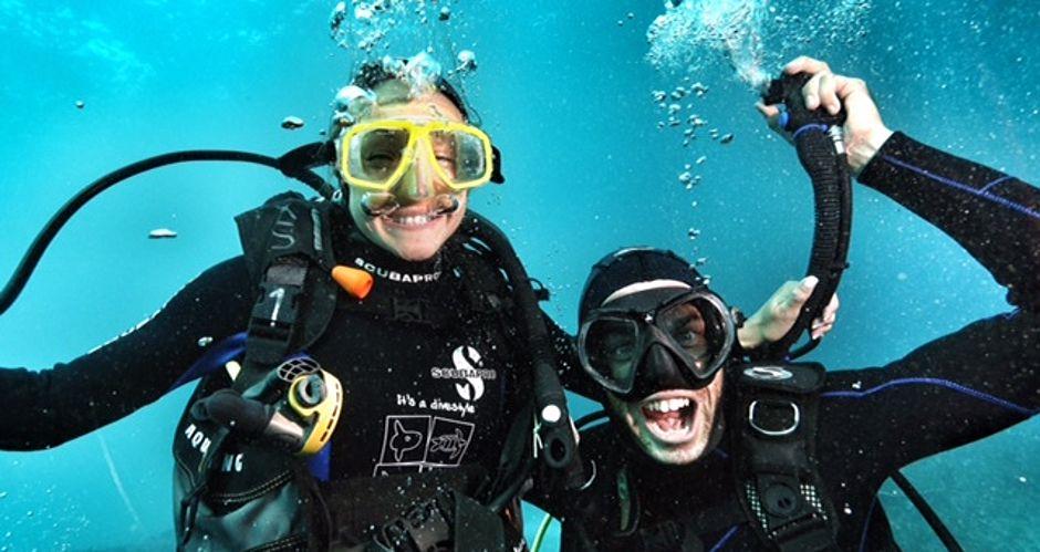 Divemaster Internship Program