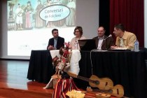 """Formação """"Conversas de Folclore"""" Presidentes da Câmara da Ponta do Sol, FFP, AFERAM e Diretora Regional da Cultura"""