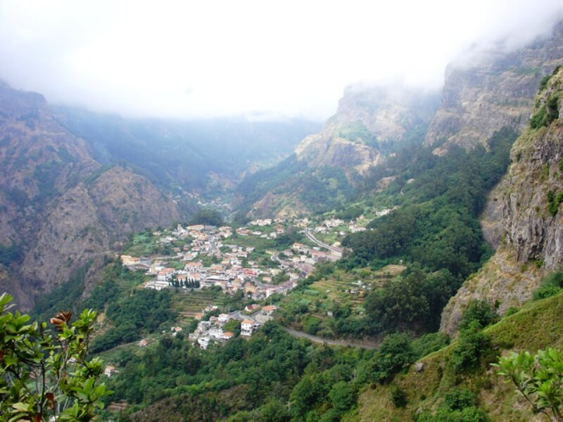 Nun's Valley Half Day Excursion in Madeira (5)