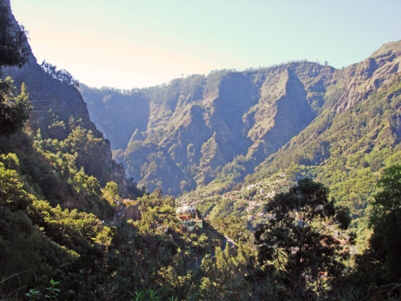 Nun's Valley Half Day Excursion in Madeira (9)