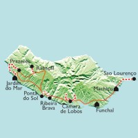 Madeira South Side on the Levadas of the Sun 8 Days Program (6)
