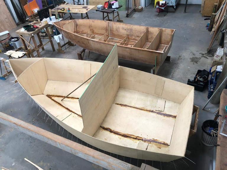 Construa seu barco no estaleiro-escola Madeira Mar