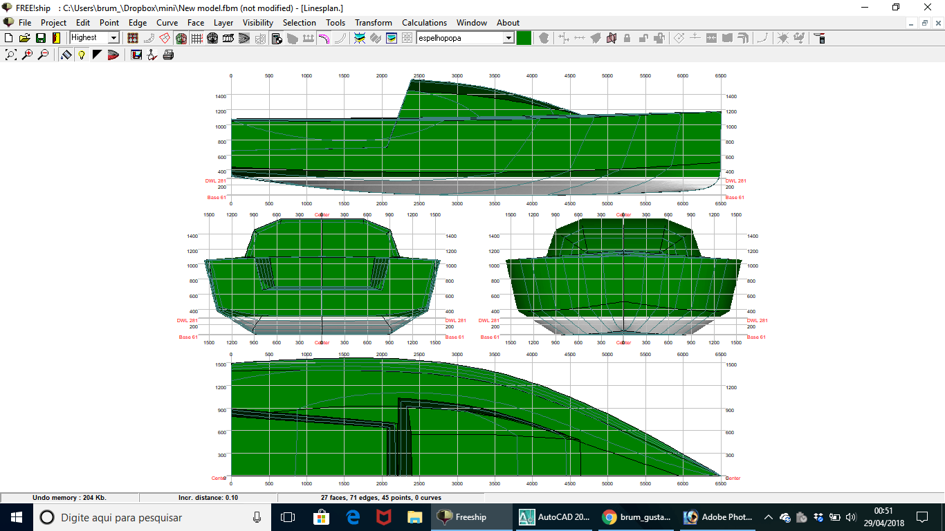 Aprenda a projetar um barco